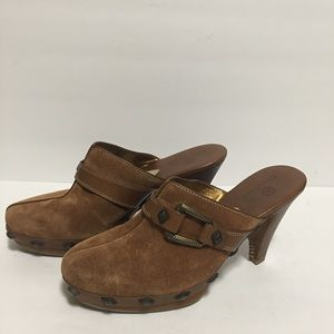 Cole haan brown / suede shoes